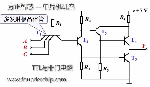 TTL与非门电路.png